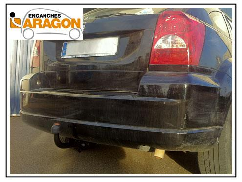 ТСУ на DODGE CALIBER 2006->\JEEP PATRIOT 2006->